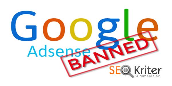 Google Adsense Ban