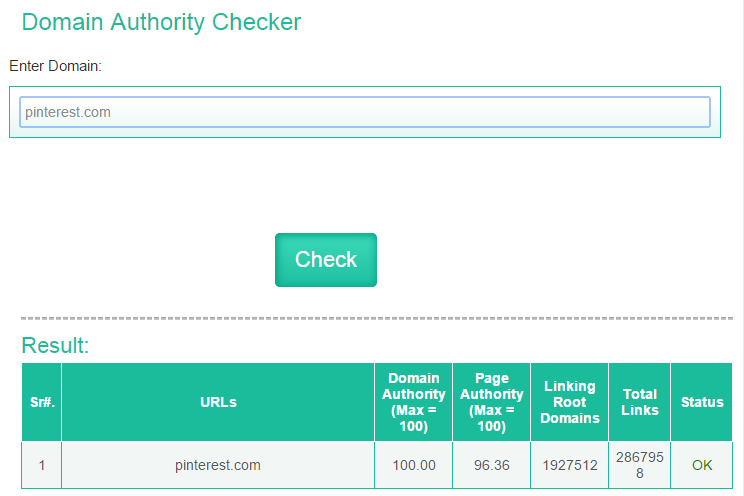 domain-authority-checker